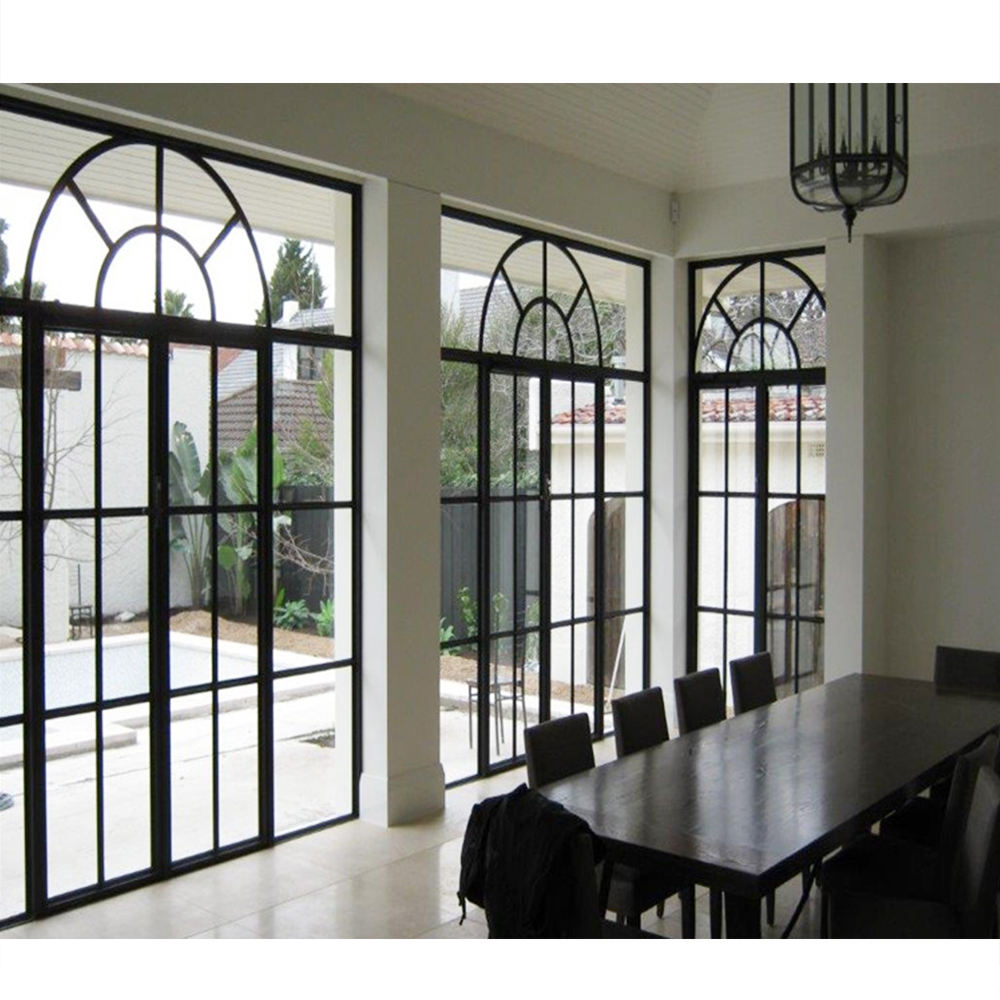 Steel window frame design steel window grills round window and steel glass door