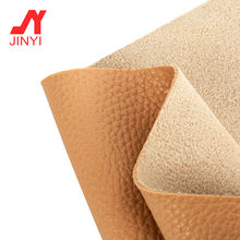 JINYI 2019 PVC Leather litchi grain leather For Making New Design women Handbag sofa luggage,car floor car interior leather