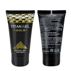 Wholesale Men Sex Product No Side Effects Organic Russia Golld Titan Gel For Penis Enlarge Bigger Longer