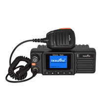 TESUNHO mobile radio walkie talkie vehicle LTE dispatching solution