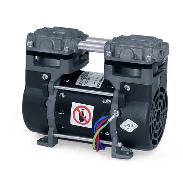 oil-free silent air compressor pumps for oxygen concentrator