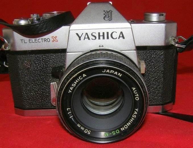 نتيجة بحث الصور عن شركة YASHICA