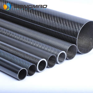 Hot selling 15mm 20mm 25mm 3K carbon fiber buis