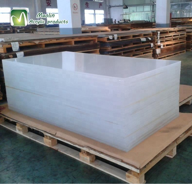 Factory wholesale 3mm to 10mm acrylic sheet