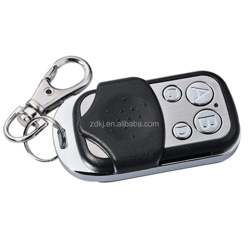 Hot Selling 315M/433.92M Multifunctional Universal Wireless Remote Control With Signal Stability