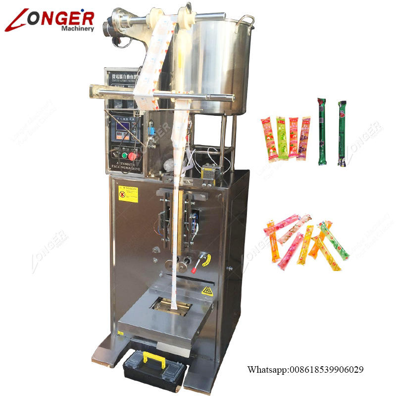 LGXF-320 Ice Cream Packaging Small Liquid Sachet Packing Machine