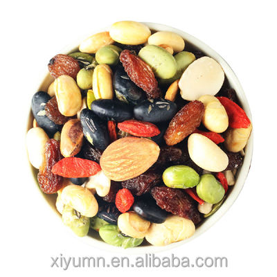 Dried fruits and gourmet oriental organic mixed nuts snacks malaysia