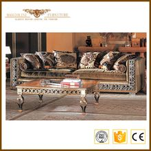 Elegance Nice looking european living room furniture sofa set