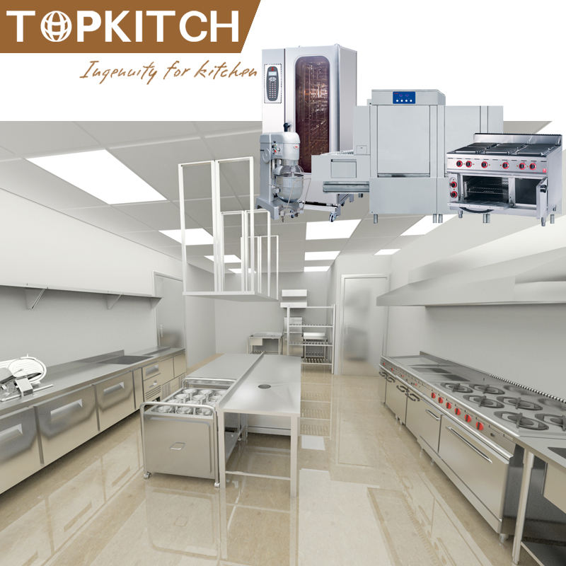 One Step Solution From A to Z Restaurant Equipment kitchen Catering