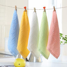 U-HomeTalk UT-BJ026 Wholesale China Organic Antibacterial Bamboo Softextile Baby Face Towel/Baby Wash Cloth/Baby Saliva Towel