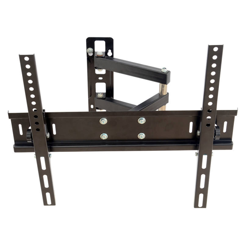 Support 25 29 34 38 42 43 44 50 51 55 inches TV and Load Capacity Up To 66lbs High Quality Swing Arm And Tilt Ultra slim Wall Tv