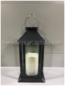 ML-2257 Made In China Garden Decorative Plastic LED Solar Lantern