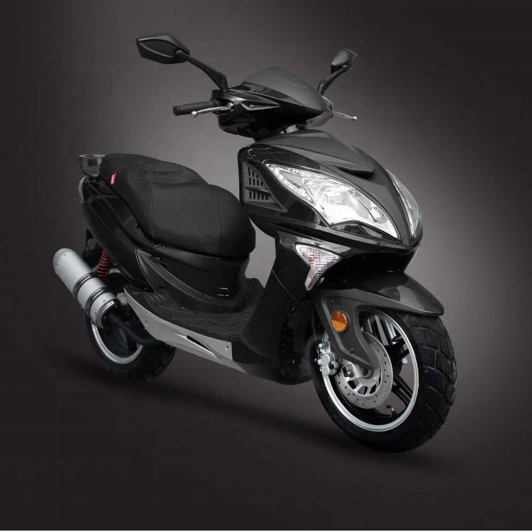 Sport gas scooter 4 stroke motorcycle\125 cc motorcycle