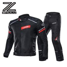 Hot Sale China Summer Motorcycle Mesh Cloth Jacket Vented Breathable Motorbike Clothing