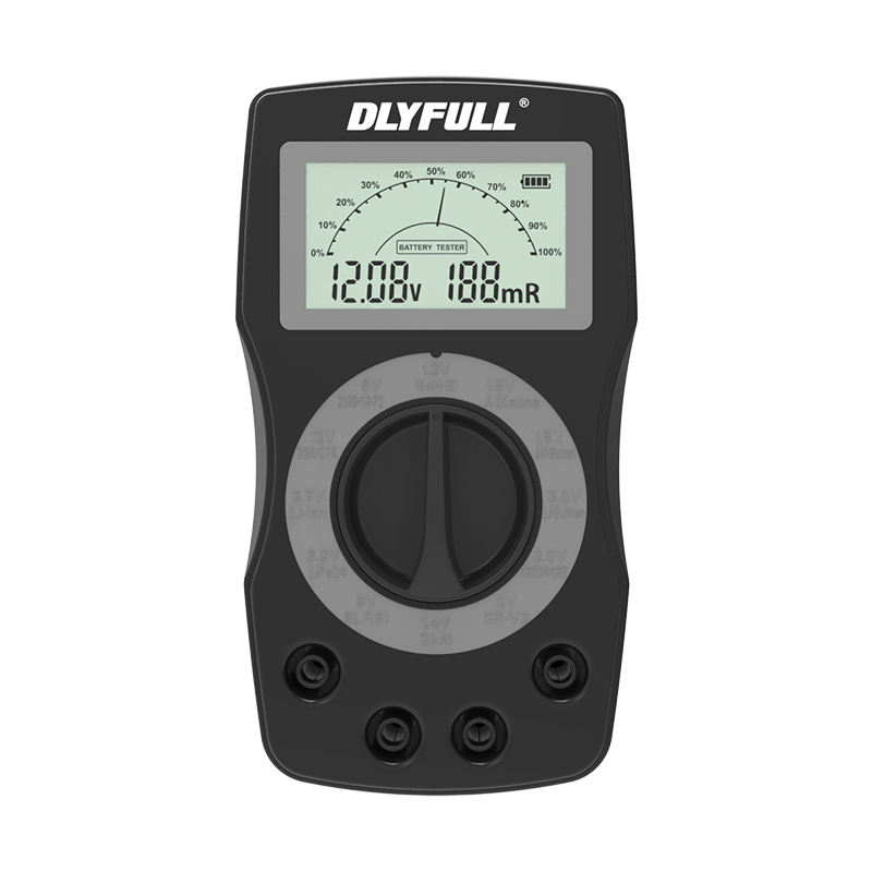 Dlyfull B3 Internal resistance tester internal battery tester intelligent battery tester