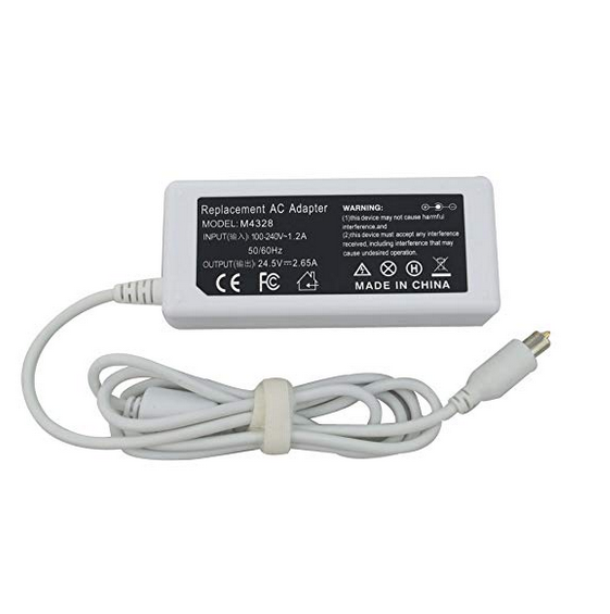 65W Vervanging Ac Laptop Adapter Oplader Voor Apple Powerbook G4, Ibook, Ibook G4, Wit