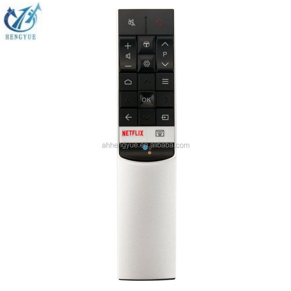 New TV Remote Control RC802V Replacement For TCL TV 32S6500A 32S6500 40A325 40S6500 43S6500FS 43S6500 65P8S 65P8 55P8S 55P8 55EP680 50P8S 50P8 49S6800 49S6510FS 49S6800FS With Battery