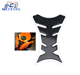 Carbon Fiber Tank pad Protector Tank Sticker For Motorcycle Universal Fishbone Freeshipping