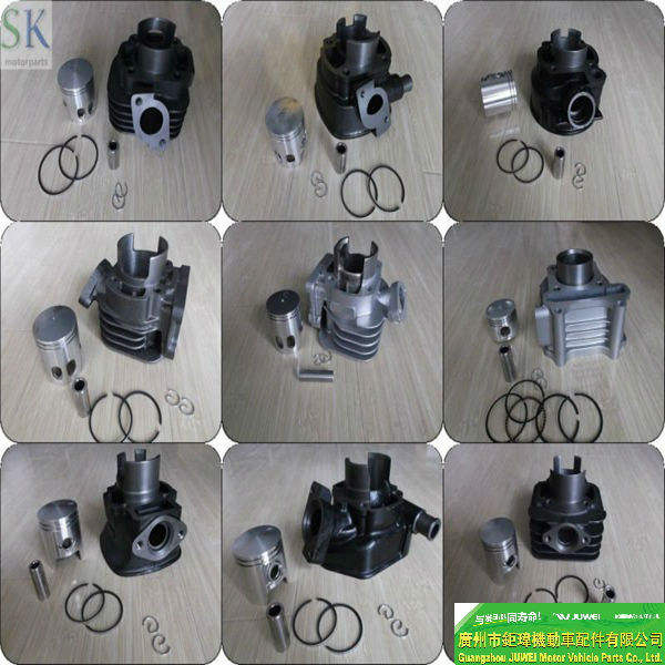 HOT SELL 2 stroke motorcycle cylinder