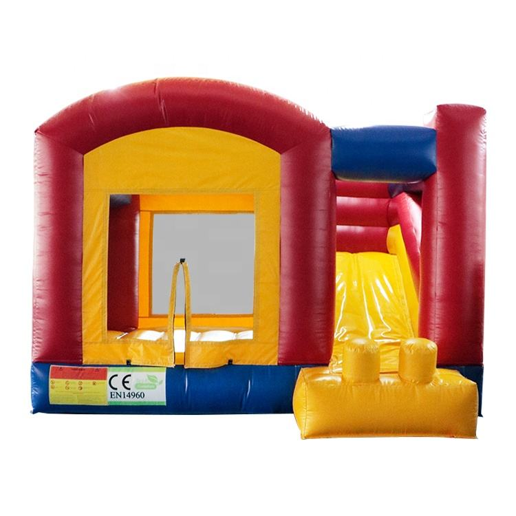 4 x 3.5 x 3m Manufacturer Inflatable Combo Bouncy Castles Jumping Castle Bouncer Inflatable Bounce House With Slide For Sale