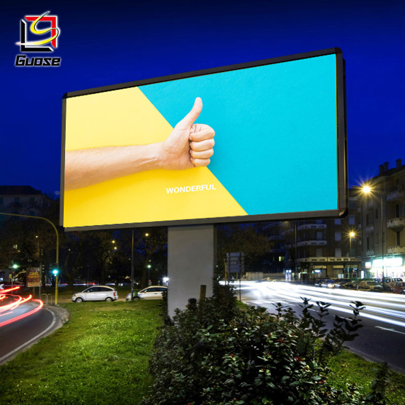 Wholesale Outdoor Big Digital LED Display Billboard Advertising