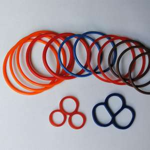 Hot Selling OEM Custom Rubber Silicone O Ring Seals