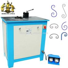 DH-DW10M Electric Wrought Iron Scroll Bender Making Machine