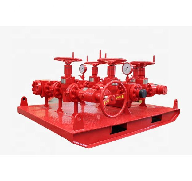 well control equipment kill manifold /choke manifold for well drilling petroleum equipment