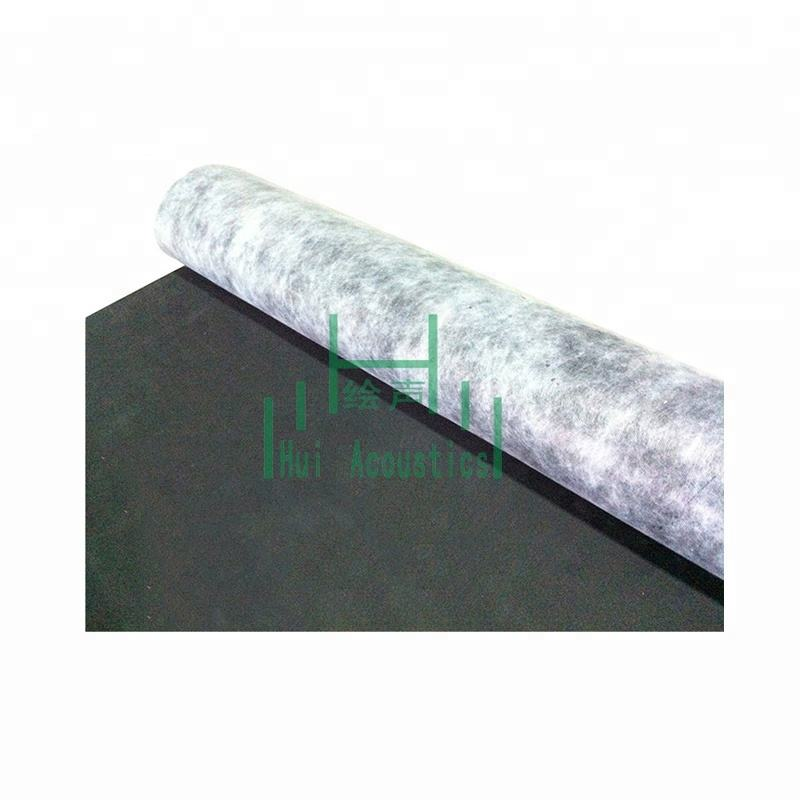Sound Mat Fire Resistant Insulation Material MLV Soundproofing