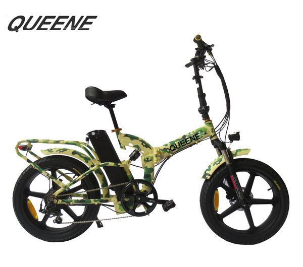 QUEENE/China Cheap Sale City Chopper E Bike Electric Bicycle Ebike Electric Bike adult electric trike