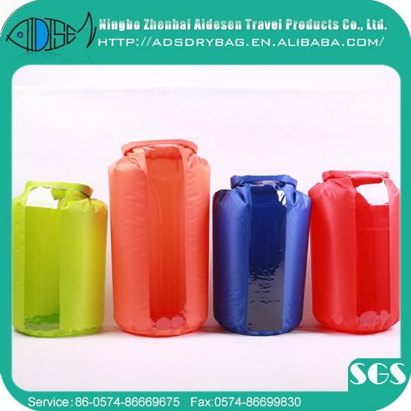 Multi- Farbe 210t Diamantgitter colth wasserdicht trockenbeutel, 500d wasserdicht trockenen reisetaschen
