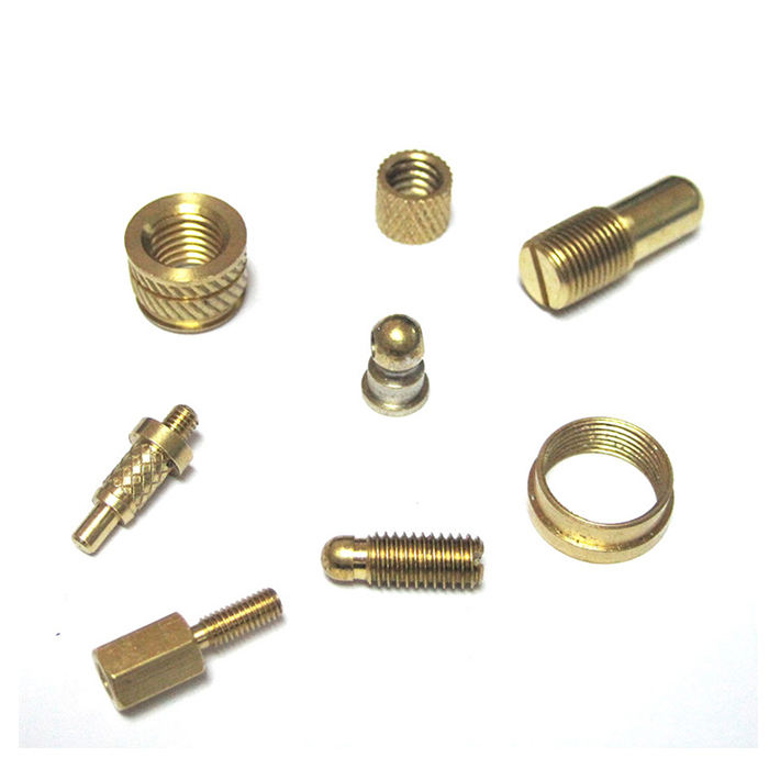 Hot Sale Brass CNC Machining Parts For Auto
