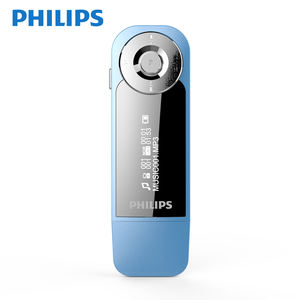 Philips 100% Original Mini USB MP3 player 8 gb digital media player HIFI audio-player mit clip