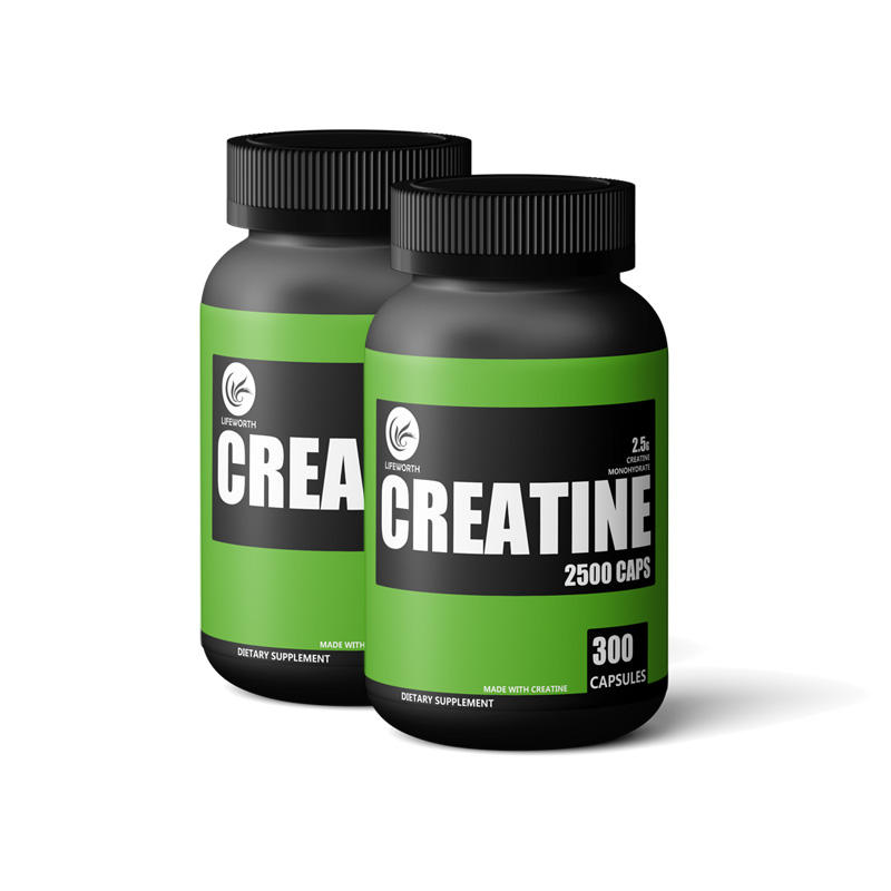 Lifeworth amino acid creatine micronized sport supplements protein