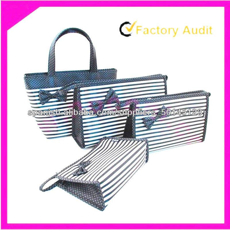 2013 Moda bolsa de cosméticos para mujeres