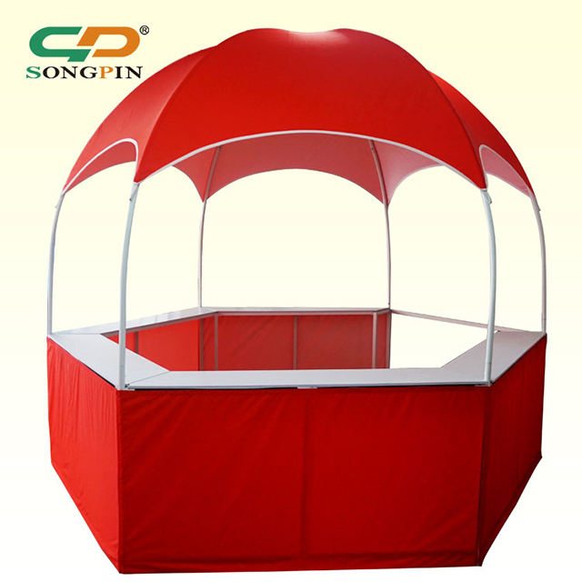Dia 3m sphere dome display tent for trade show Exhibition booth