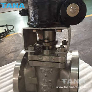 Wholesale Class150/class 300 class600 Flanged sleeve type soft sealing ptfe Plug Valve