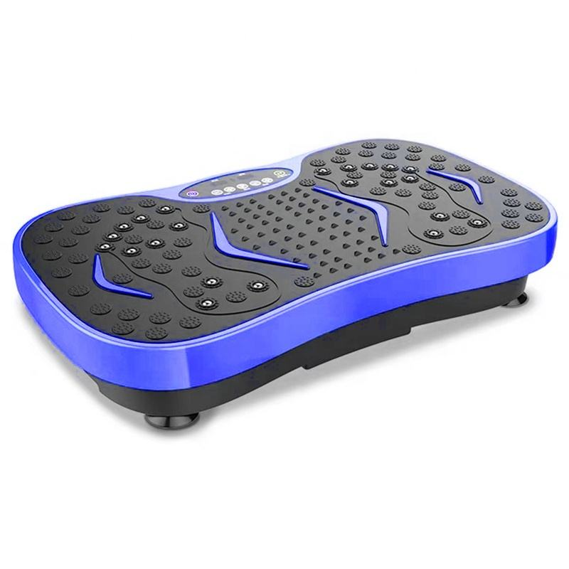 home exercise lose weight gym equipment body building training vibration platform fitness machine