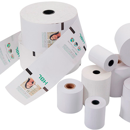 2019 new 80mm Thermal paper roll for cash register receipt paper