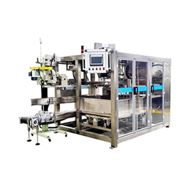 High Quality Full Stainless Big Bag Weighing & Packing Machine