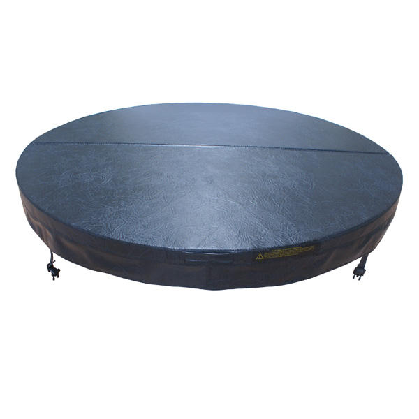 Round UV Leather Outdoor Hot Tub SPA Covers