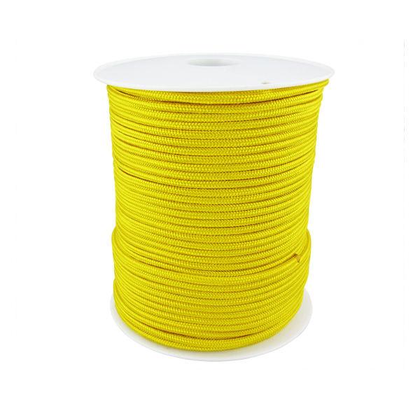 Utop cuerda excelente amortiguador 6 MM 200 m cuerda de poliéster trenzado