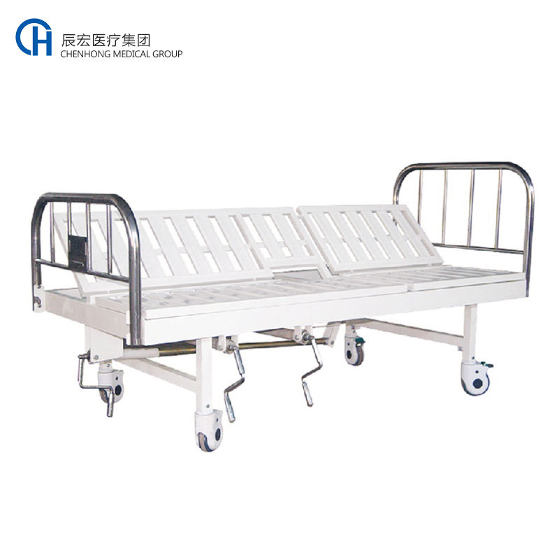 Made in china Hand - cranked and empty turnover bed