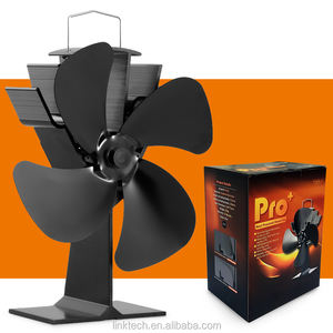 The Cheapest Cost Heat Powered Stove Fan for Wood / Gas / Pellet Stove