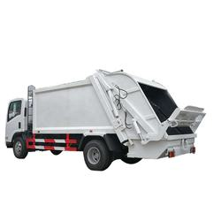 Mini garbage truck IVECO compactor garbage truck price with manufacturer