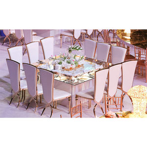 wholesale indian royal wedding chair and table