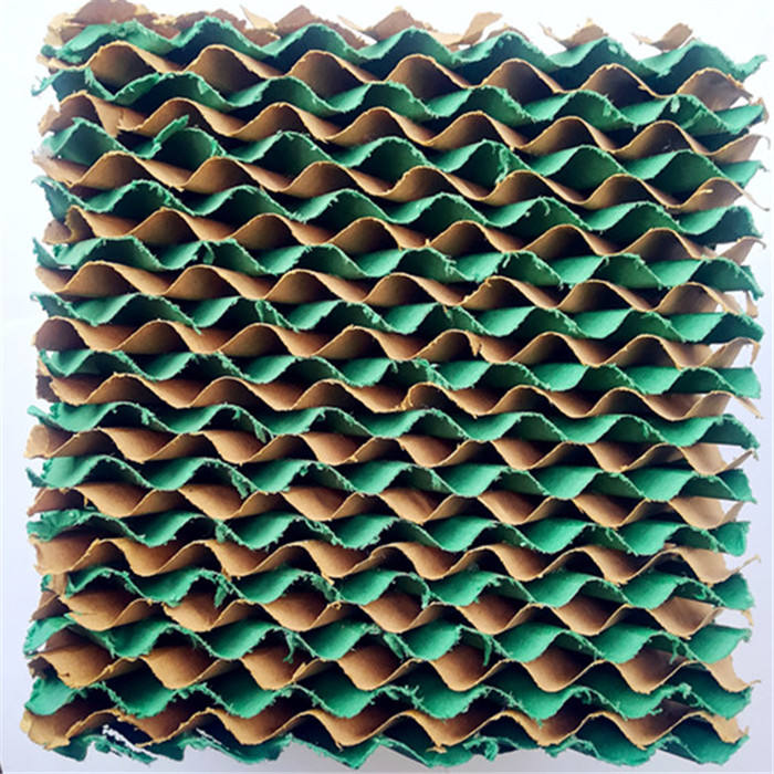 Greenhouse/ farm machinery 7090/5090 air cooler evaporative cooling pad