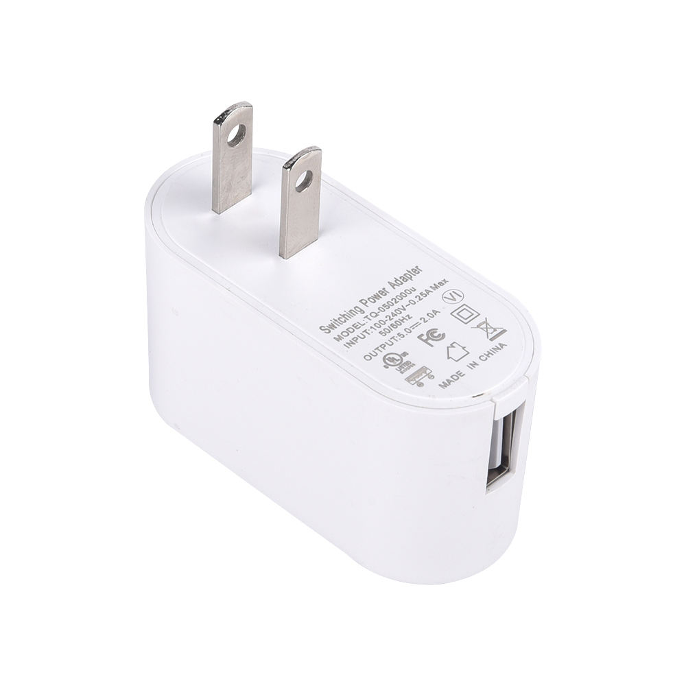 ABS [ Usb Adapter ] Usb Level VI 5v 2A 3a Usb Charger Adapter With UL/CUL GS CE SAA FCC ROHS CB SAA C-tick BIS