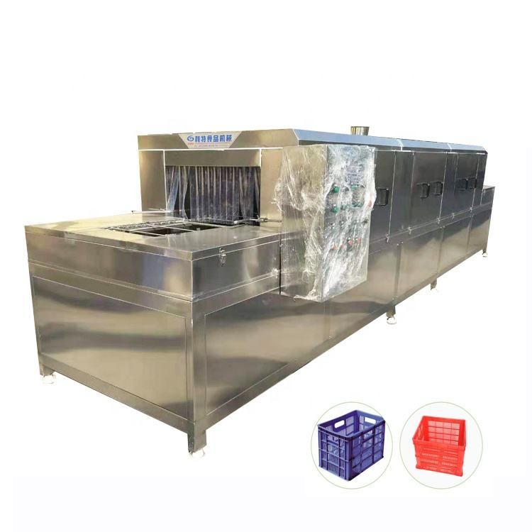 304 stainless steel spray tray basket washing machine for boxes