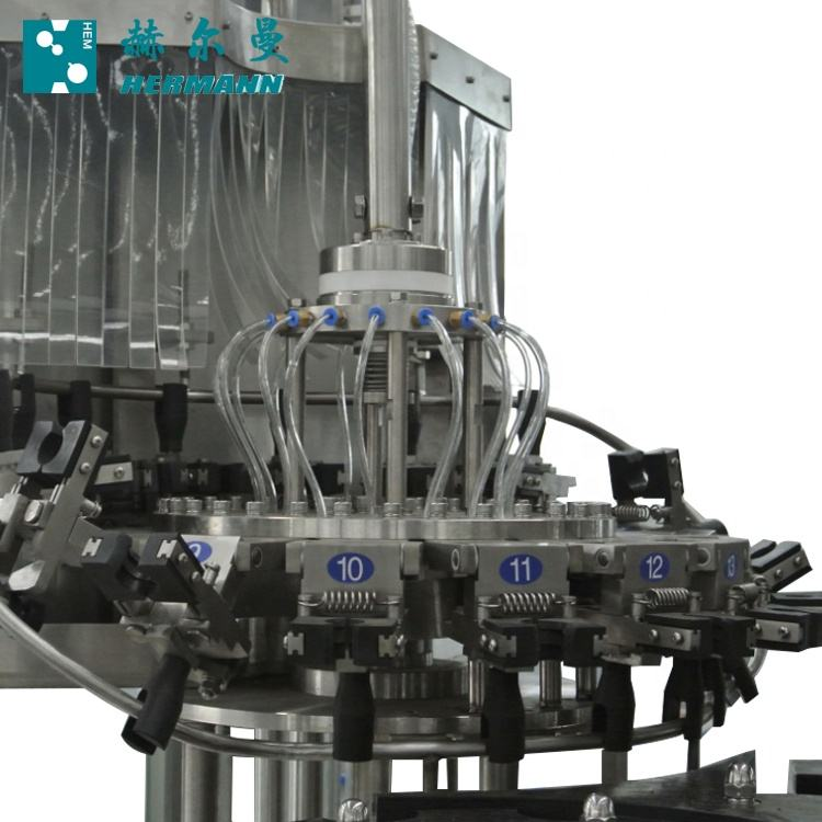 2019 Small capacity beer canning equipment/beer bottling filling machine